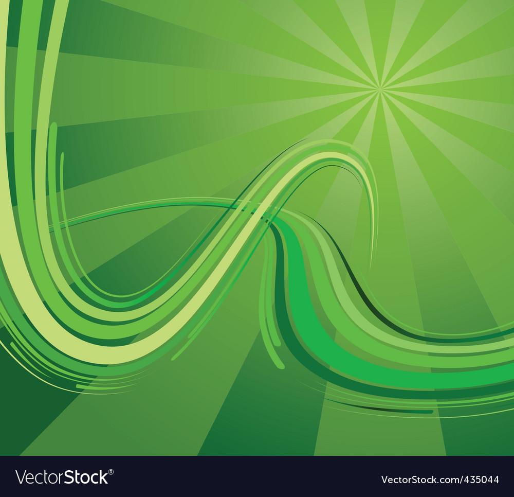Bent lines vector | Price: 1 Credit (USD $1)