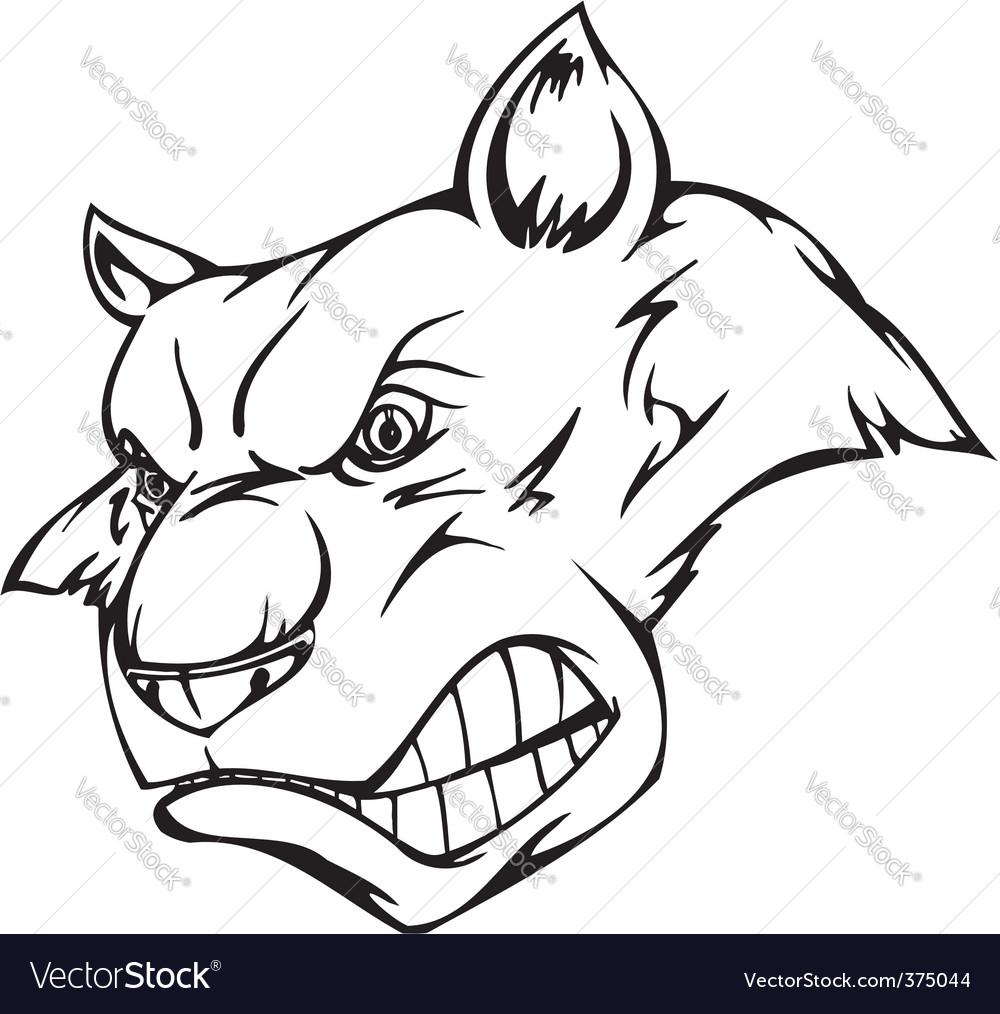 Mascot templates vector | Price: 1 Credit (USD $1)