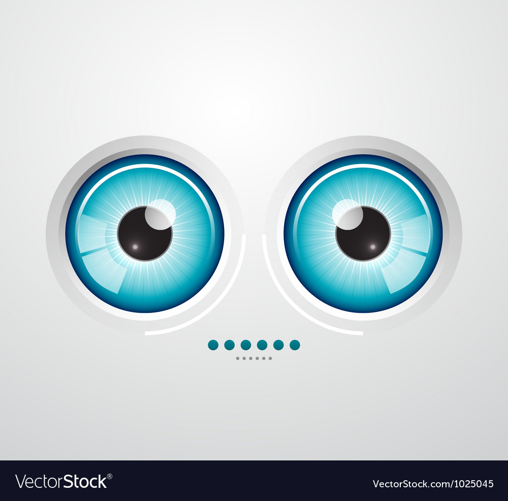 Eye background vector | Price: 1 Credit (USD $1)