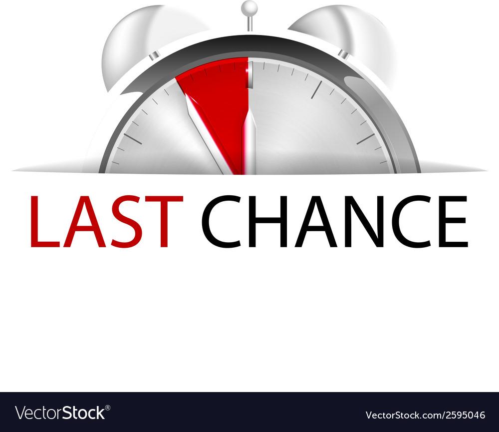 Last minute vector | Price: 1 Credit (USD $1)