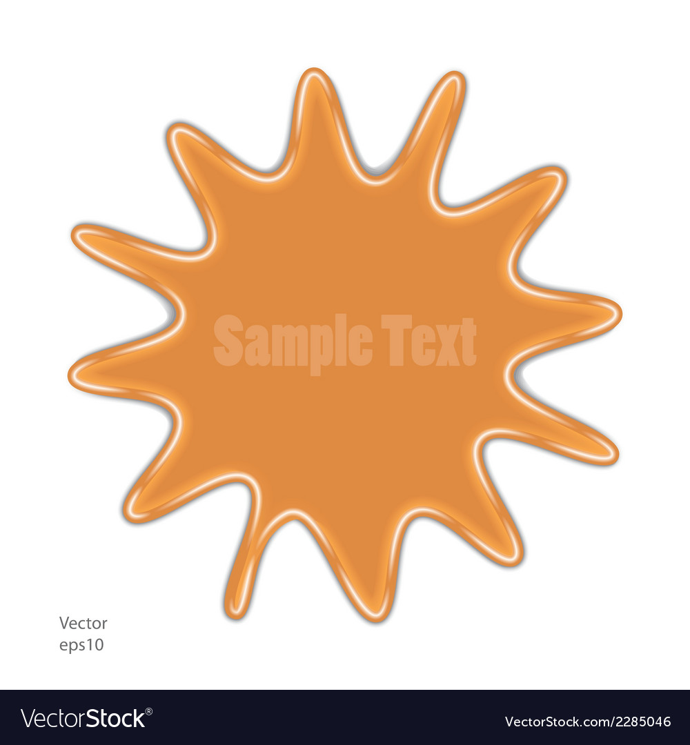 Splash vector | Price: 1 Credit (USD $1)