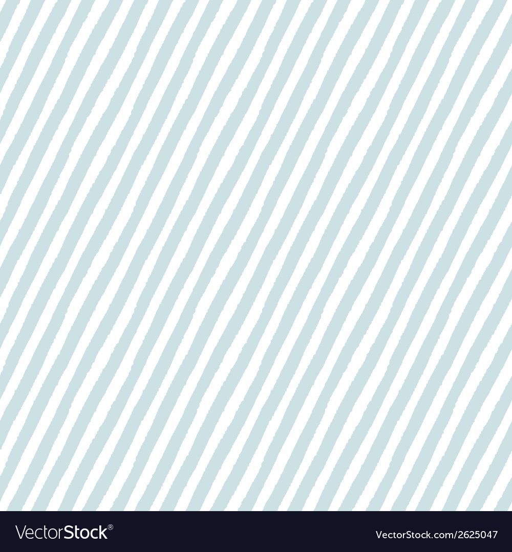 Retro seamless pattern with painted stripes vector | Price: 1 Credit (USD $1)