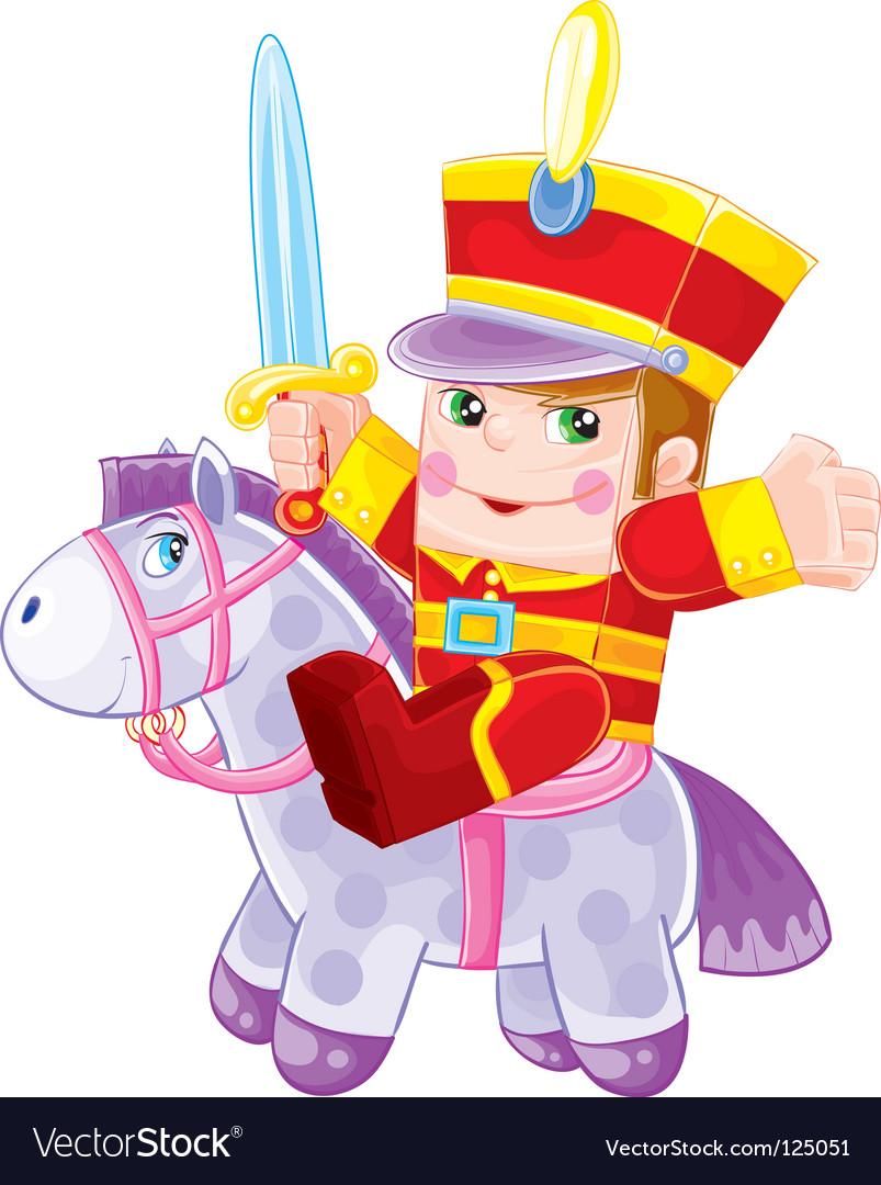 Horseman vector | Price: 3 Credit (USD $3)