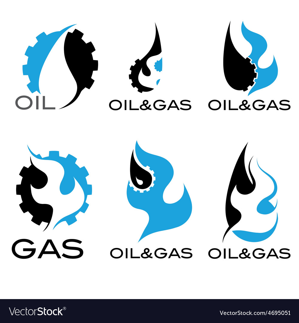 Oil and gas industry i vector | Price: 1 Credit (USD $1)