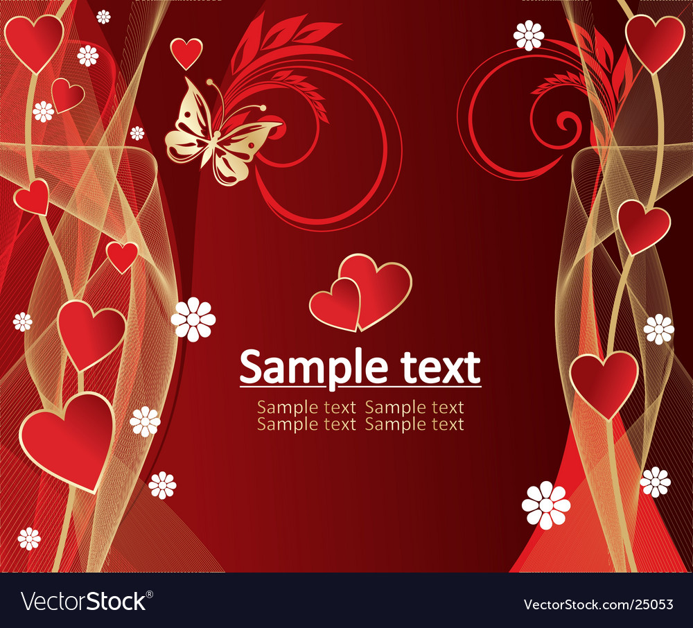 Beautiful pattern with gold background vector | Price: 1 Credit (USD $1)