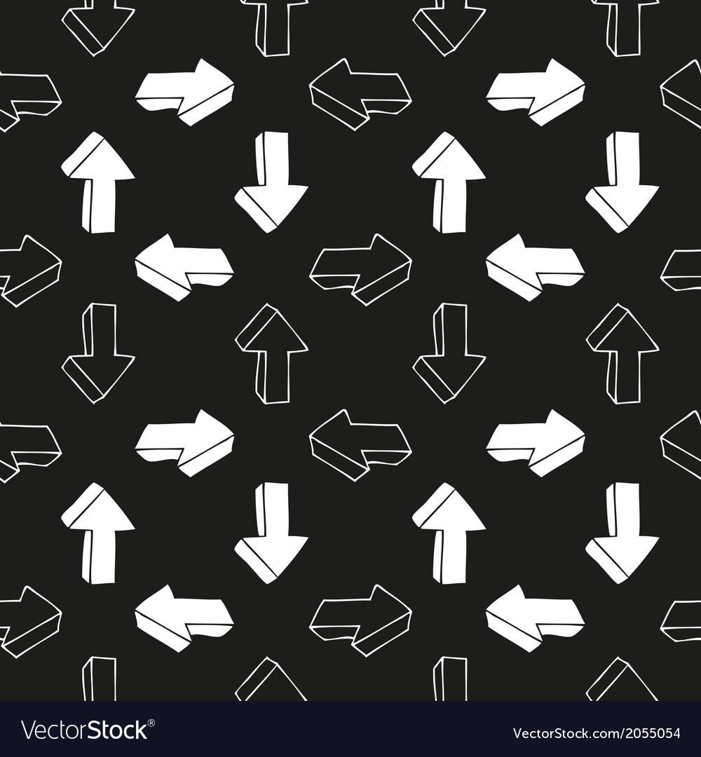 Arrow background vector | Price: 1 Credit (USD $1)