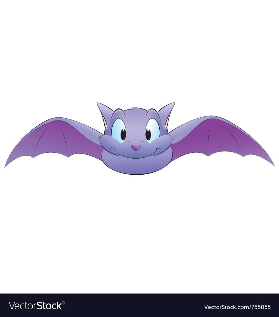 Cartoon bat vector   Price: 3 Credit (USD $3)
