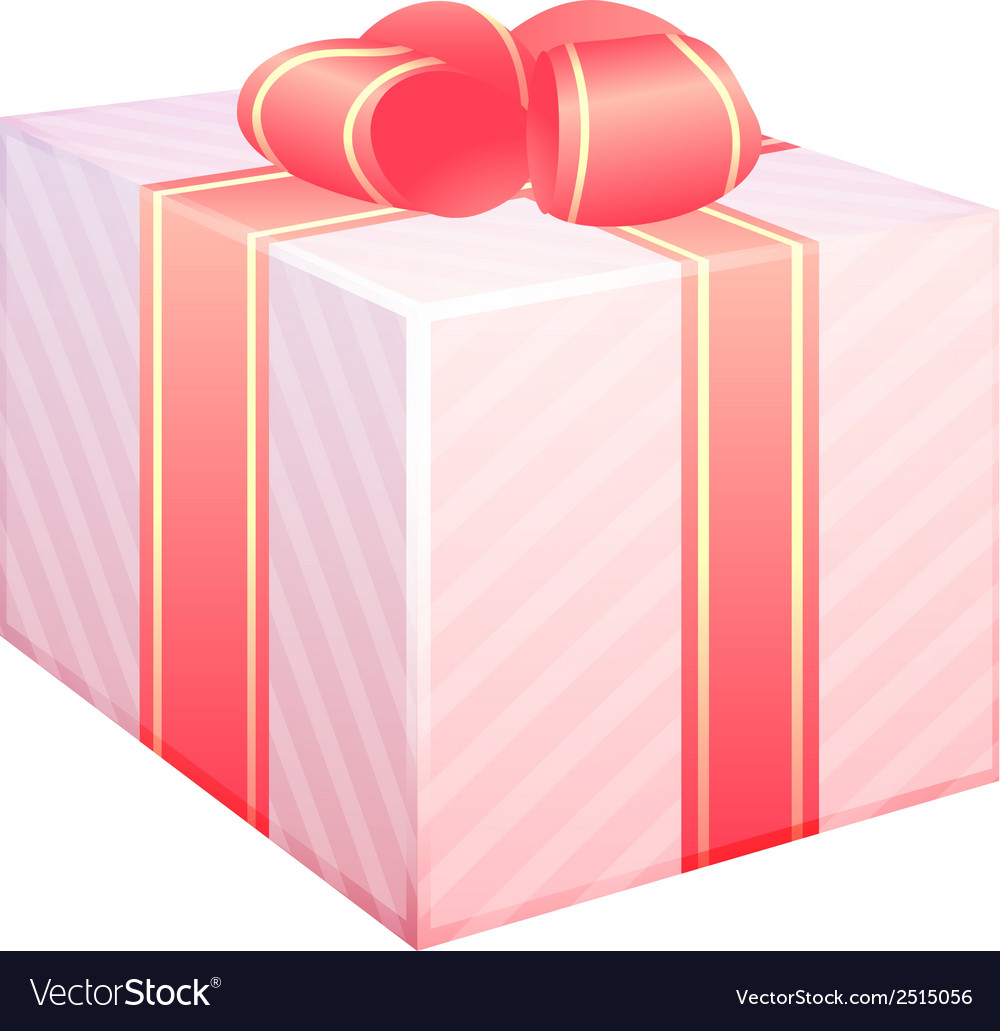 Illstration of gift box vector | Price: 1 Credit (USD $1)