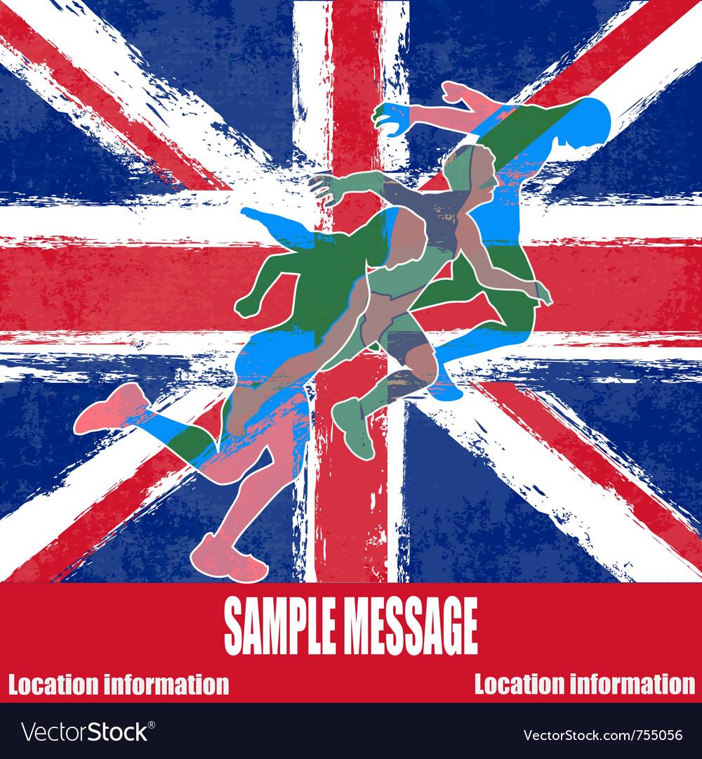 London 2012 vector | Price: 1 Credit (USD $1)