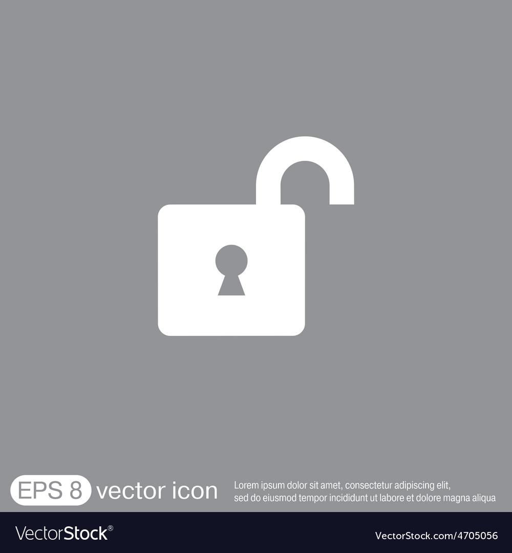 Padlock vector | Price: 1 Credit (USD $1)