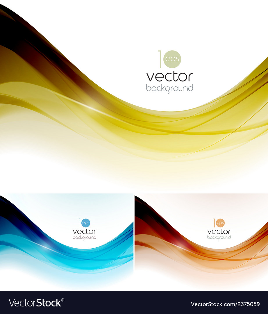 Abstract color template background brochure design vector | Price: 1 Credit (USD $1)