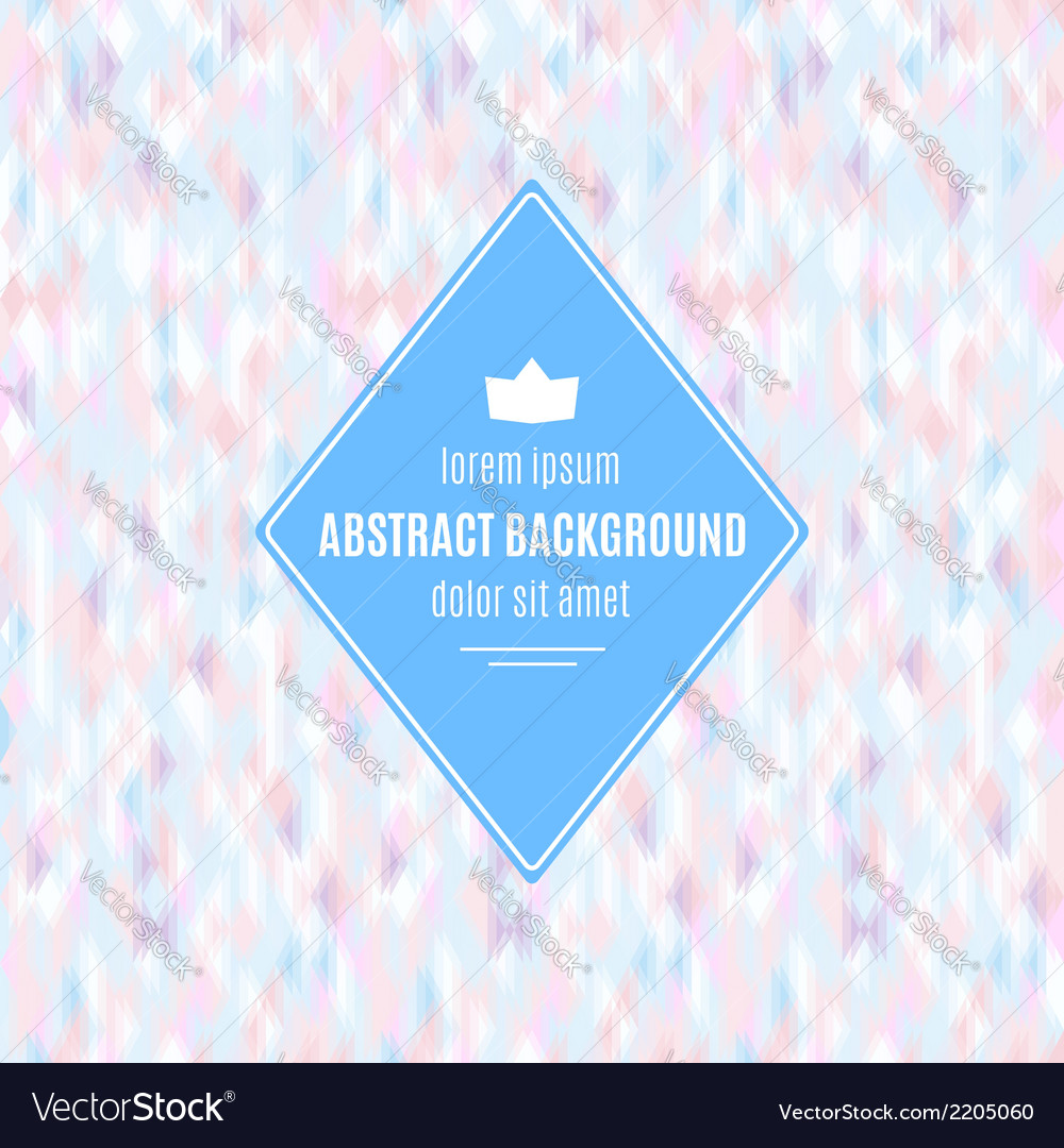 Abstract background with defocus effect vector | Price: 1 Credit (USD $1)