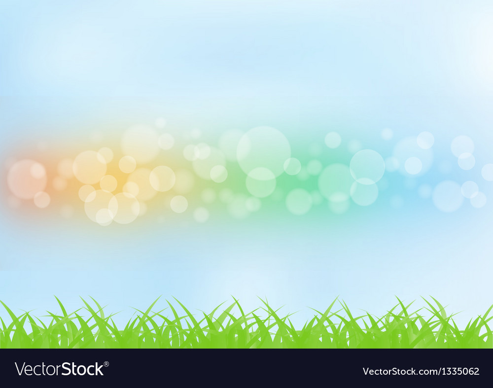 Colorful summer background vector | Price: 1 Credit (USD $1)