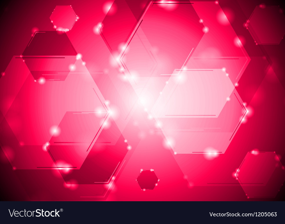Abstract shiny tech background vector | Price: 1 Credit (USD $1)