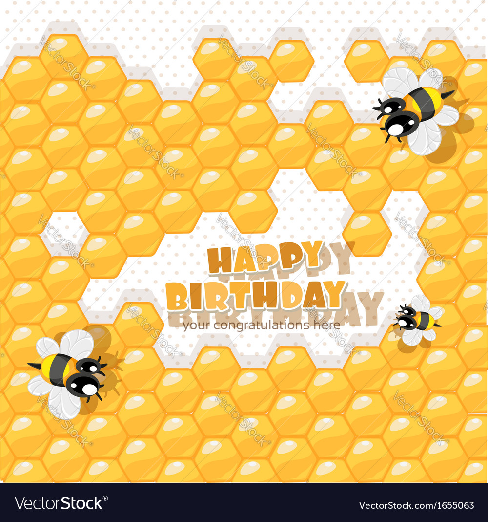 So sweet birthday vector | Price: 1 Credit (USD $1)