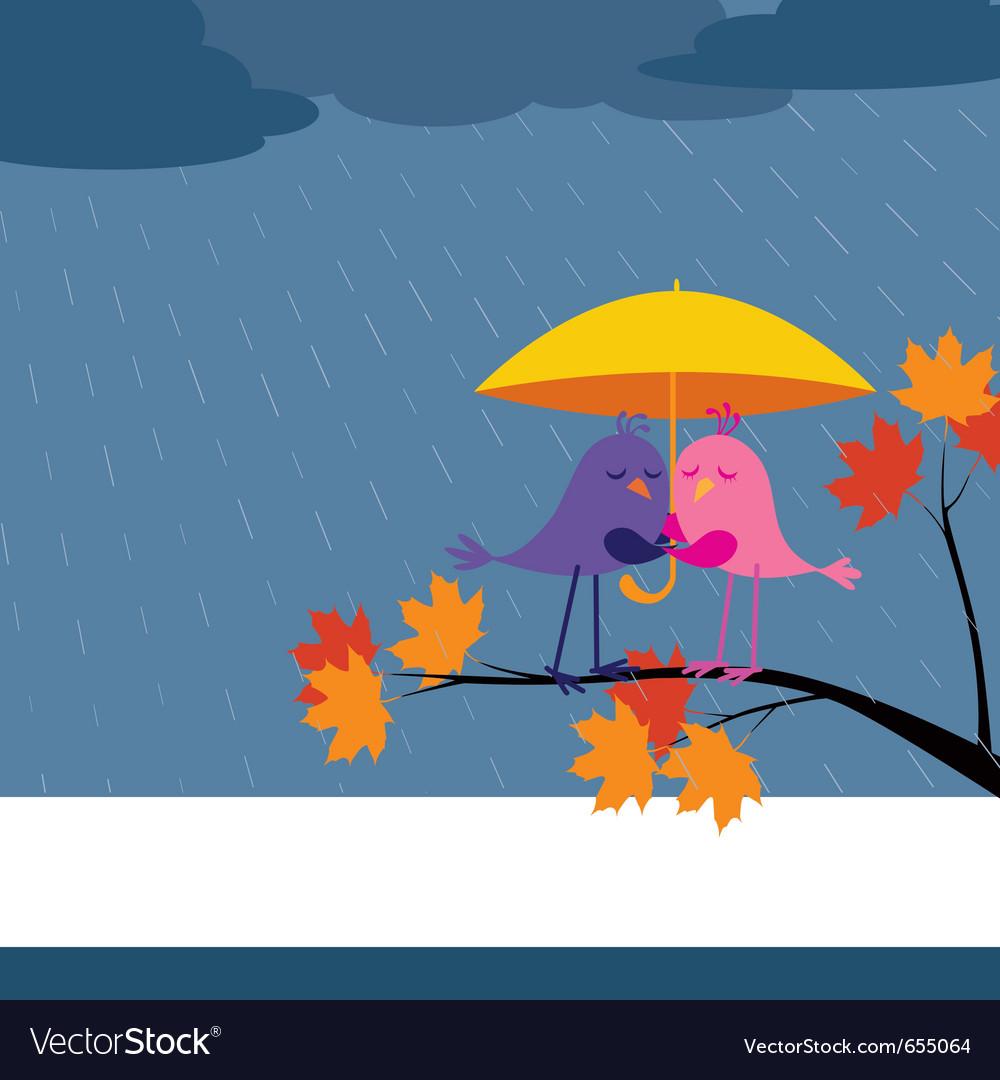 Rain or shine vector | Price: 1 Credit (USD $1)