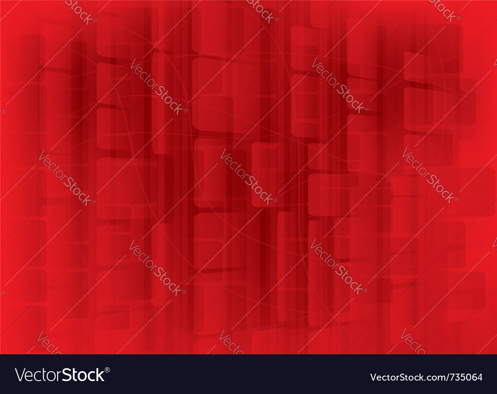 Red bokeh abstract vector | Price: 1 Credit (USD $1)