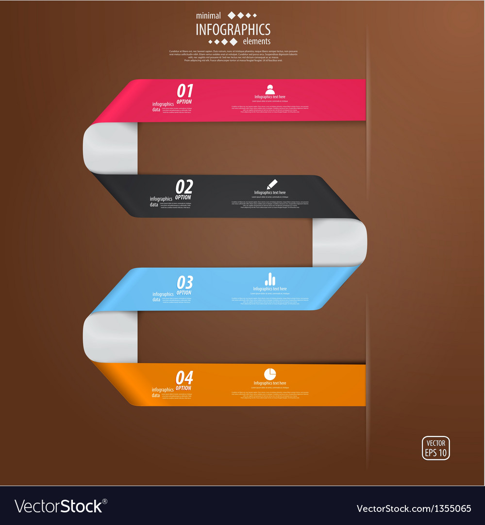 Infographics 4 vector | Price: 1 Credit (USD $1)