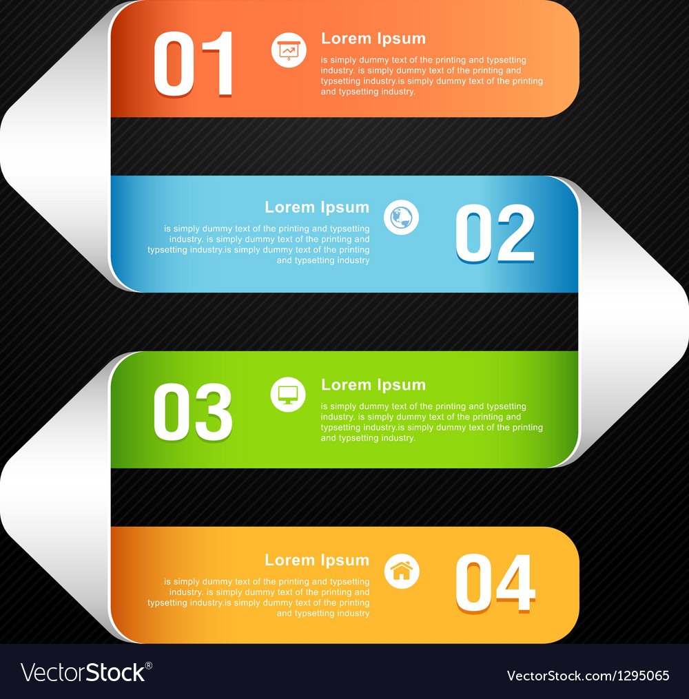 Modern banner design template vector | Price: 1 Credit (USD $1)