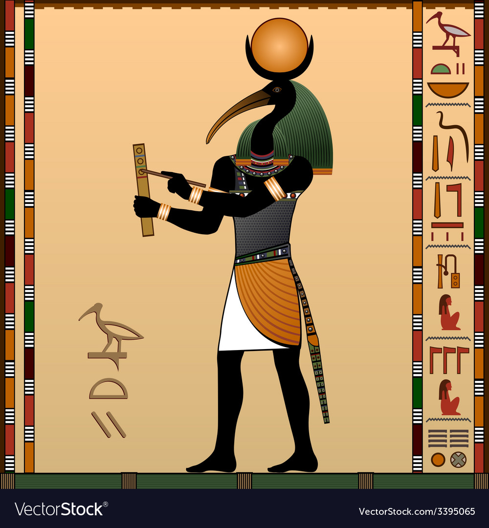 Thoth vector | Price: 1 Credit (USD $1)