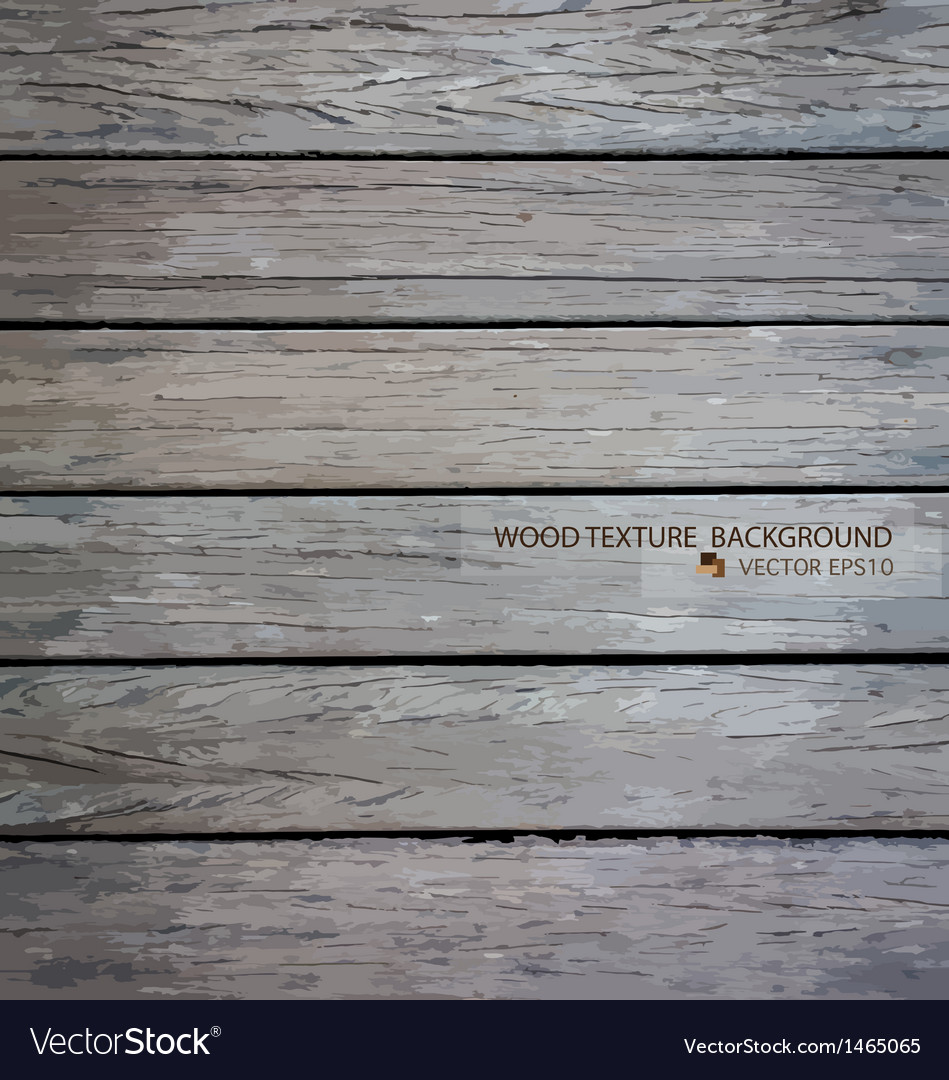 Wood texture background vector | Price: 1 Credit (USD $1)