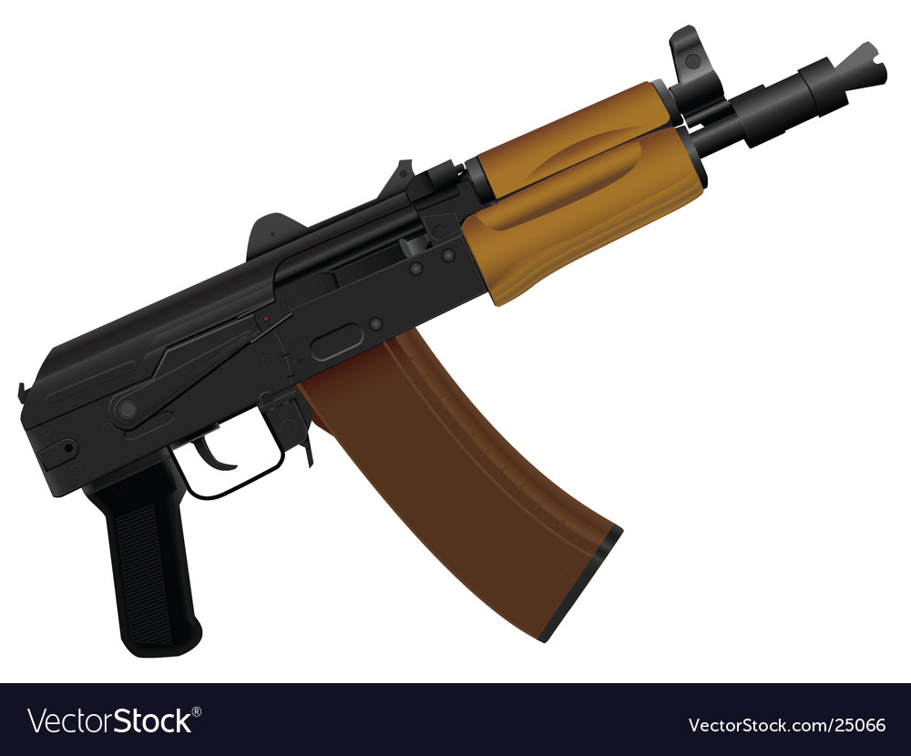 Kalashnikov vector | Price: 3 Credit (USD $3)