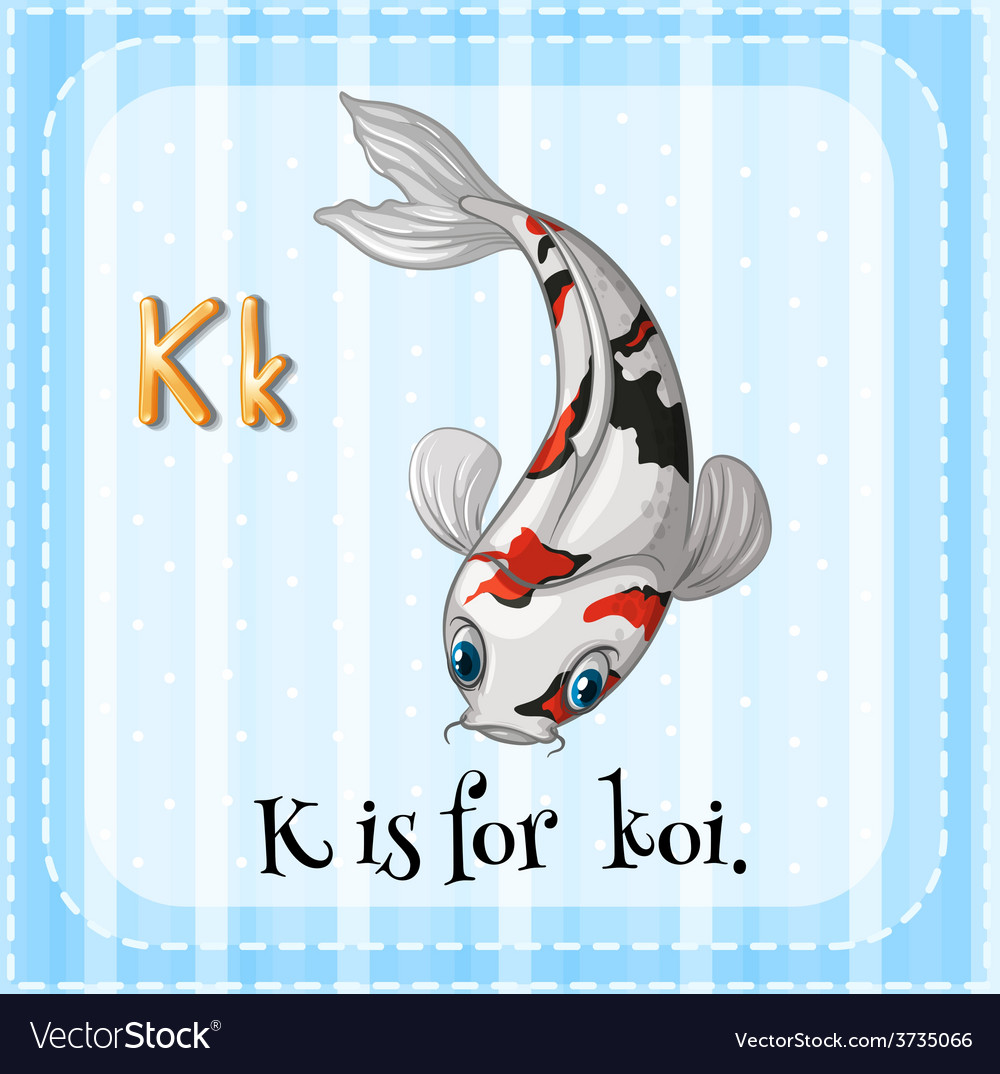 Letter k vector | Price: 1 Credit (USD $1)