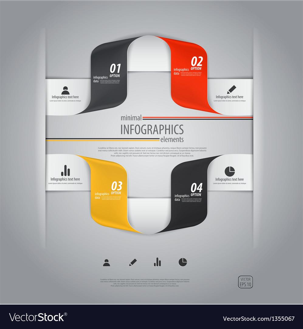 Infographics design 8 vector | Price: 1 Credit (USD $1)