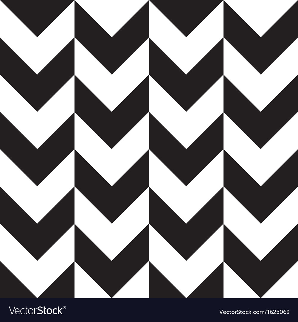 Big chevron background black white vector | Price: 1 Credit (USD $1)