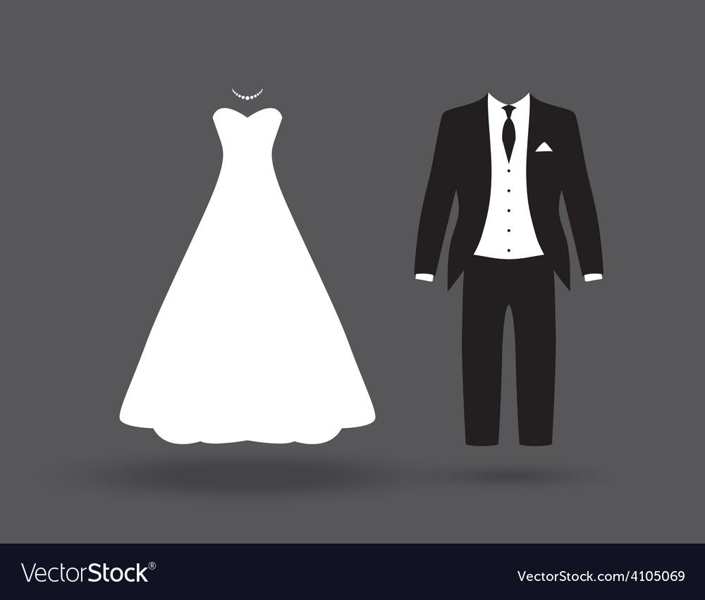 Bride groom6bride and groom vector | Price: 1 Credit (USD $1)