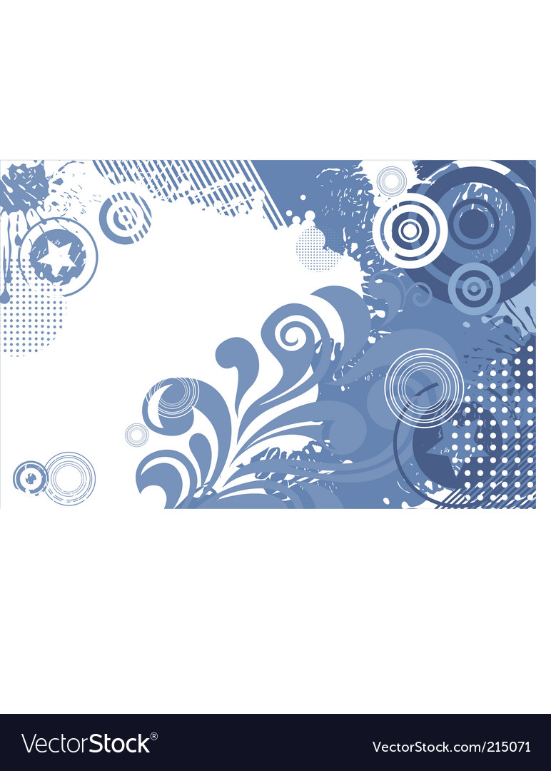 Collage border vector | Price: 1 Credit (USD $1)