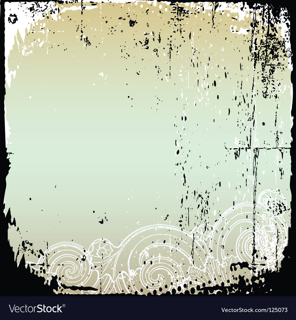 Grunge frame and border series vector | Price: 1 Credit (USD $1)