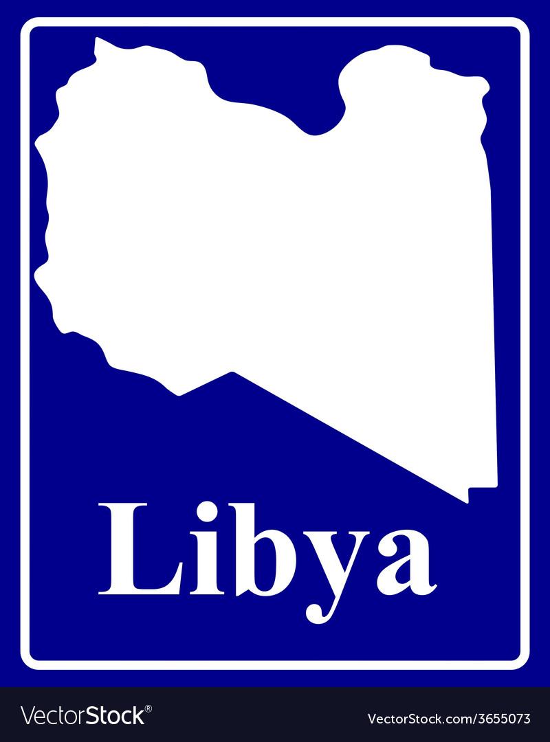 Libya vector | Price: 1 Credit (USD $1)