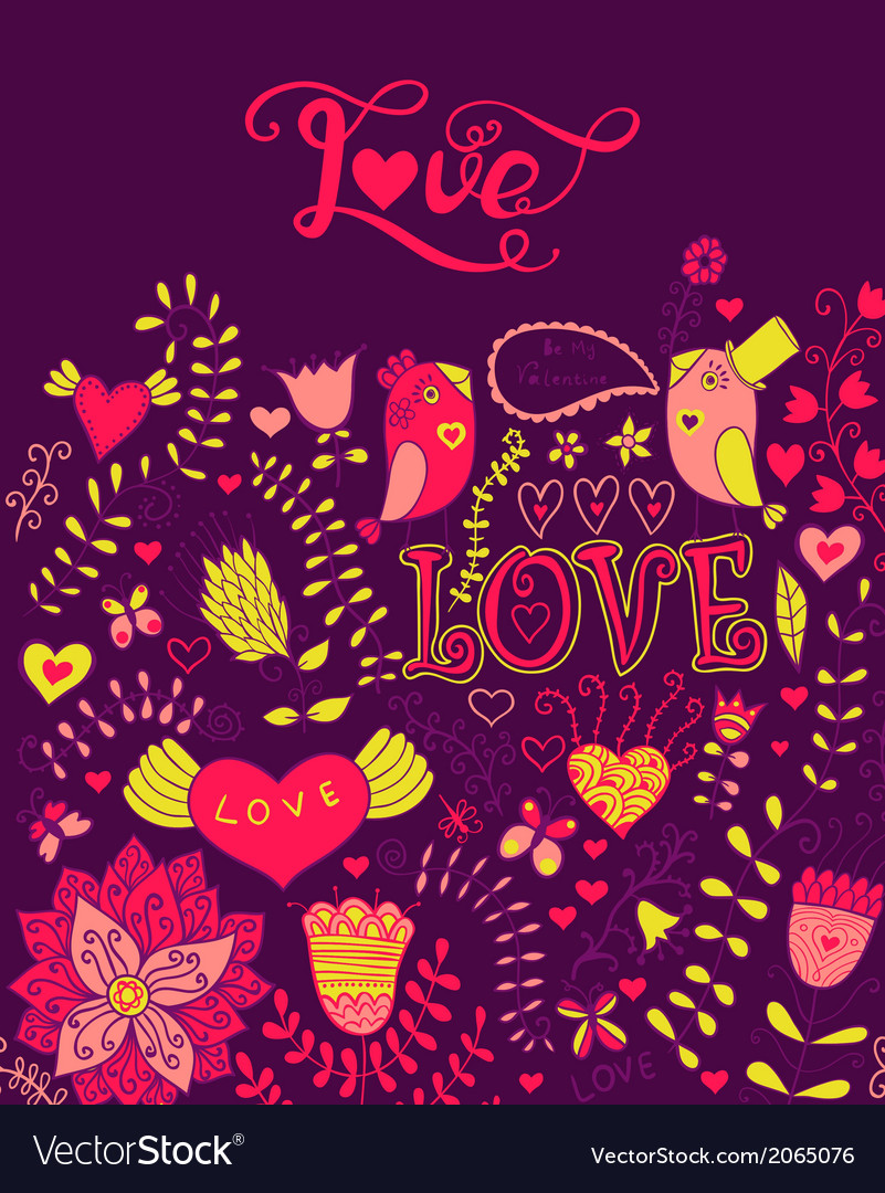 Love watercolor lettering watercolor letters love vector   Price: 1 Credit (USD $1)