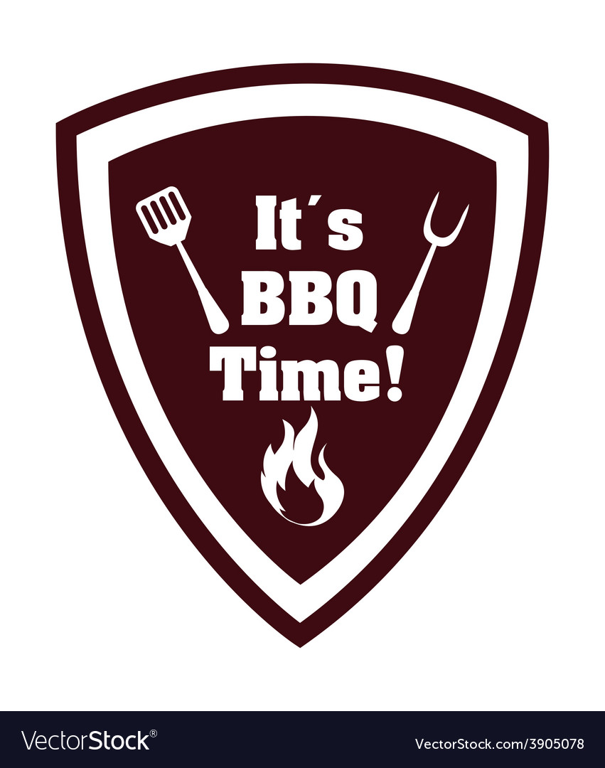 Barbecue restaurant vector | Price: 3 Credit (USD $3)