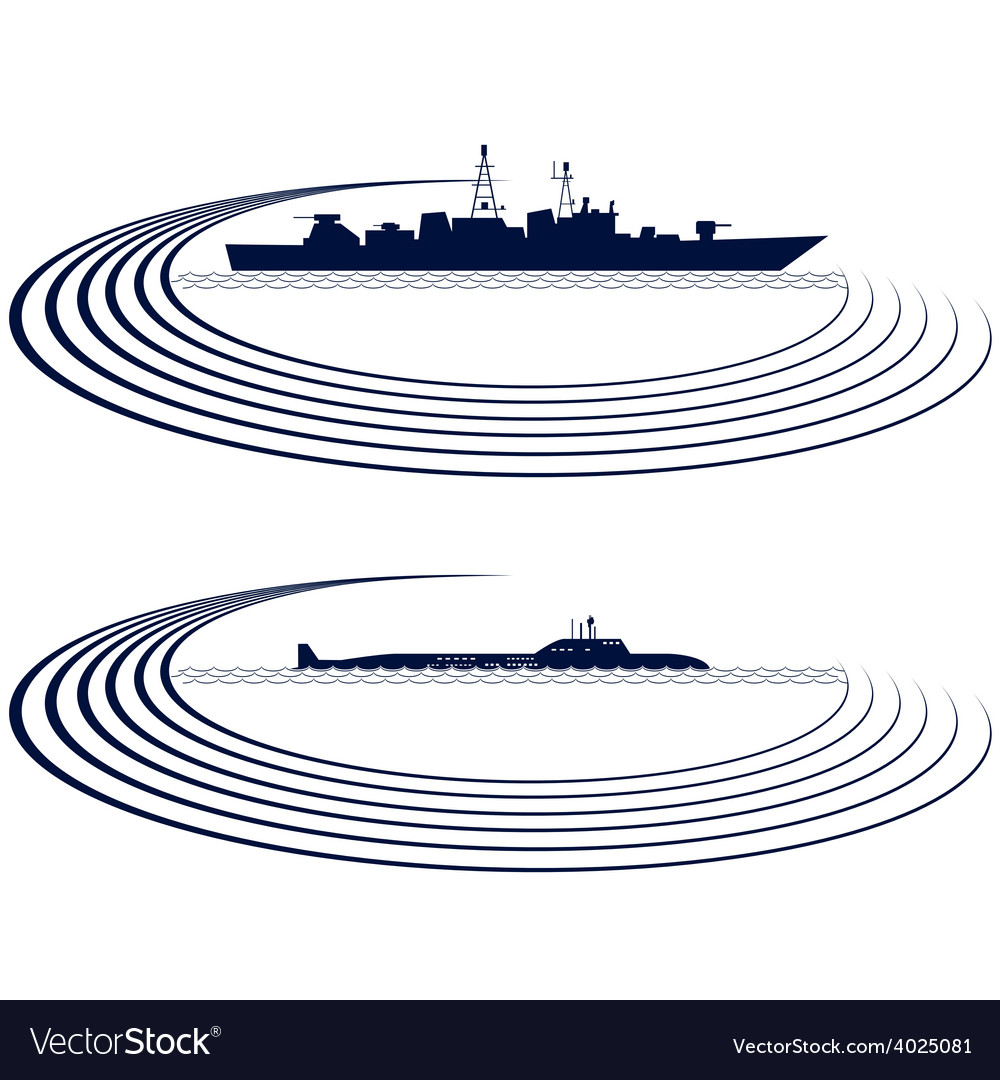 Naval fleet vector | Price: 1 Credit (USD $1)