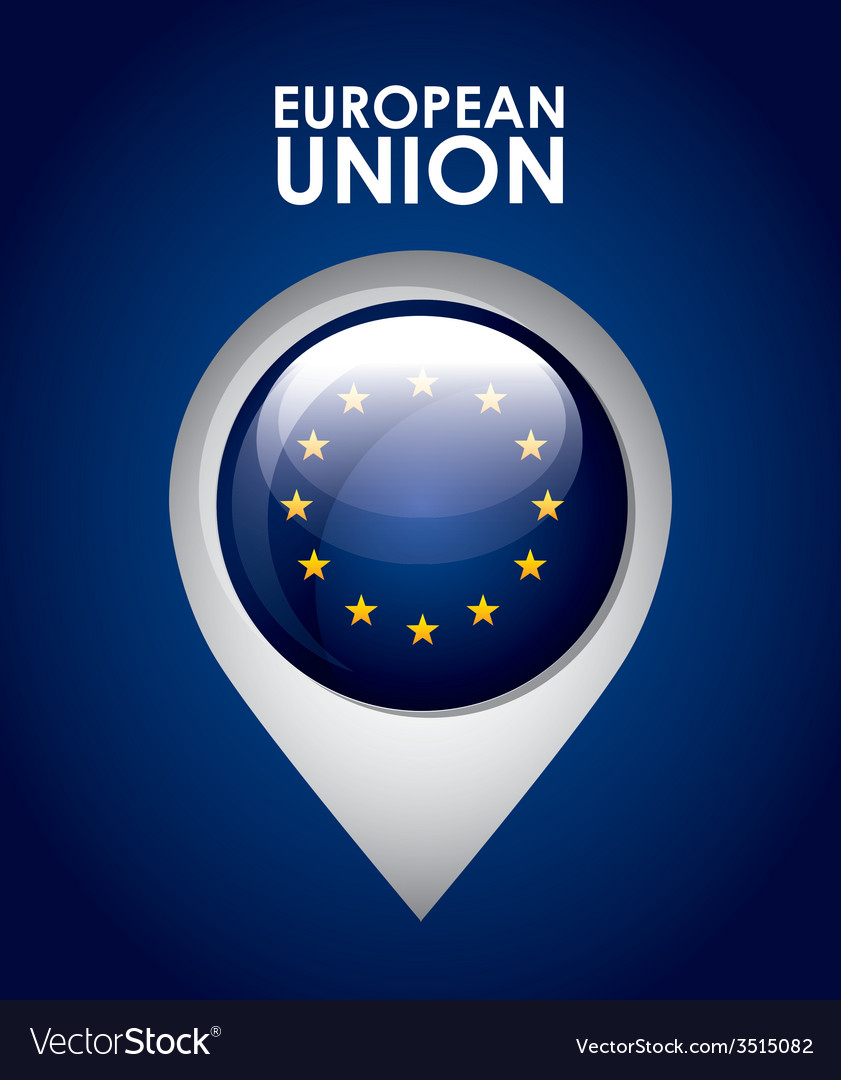 European union vector | Price: 1 Credit (USD $1)
