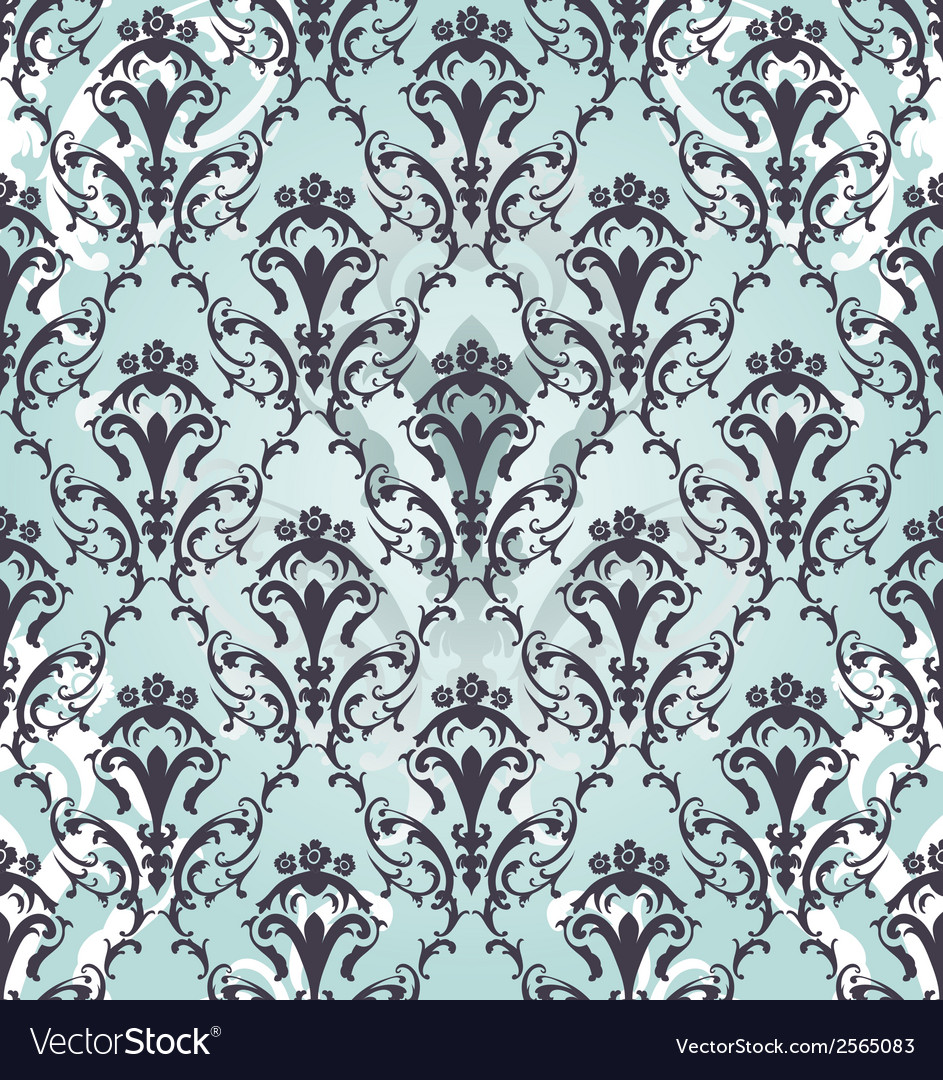 Damask vector | Price: 1 Credit (USD $1)
