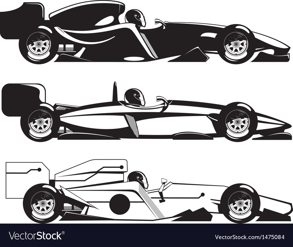 Formula 1 vector | Price: 1 Credit (USD $1)