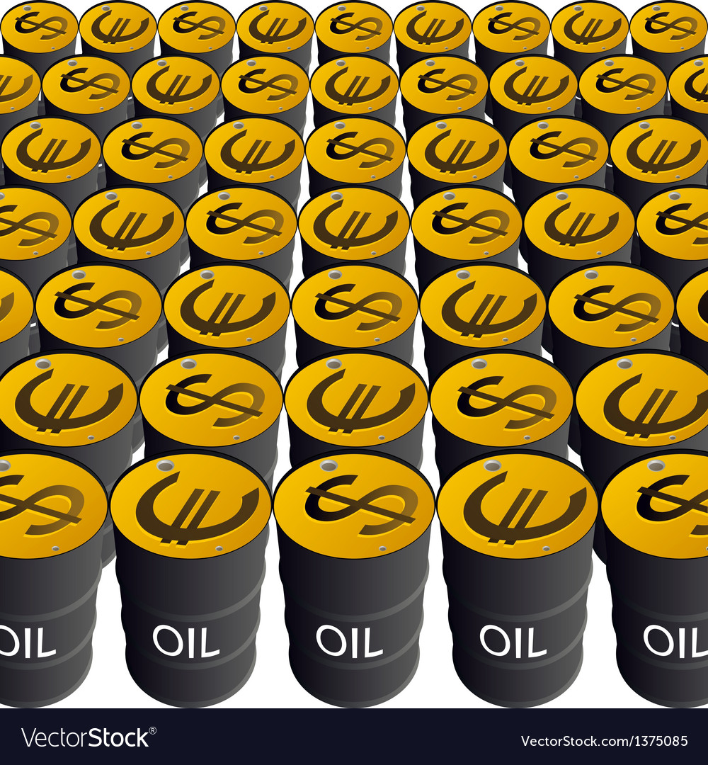 Sale of petroleum products vector | Price: 1 Credit (USD $1)