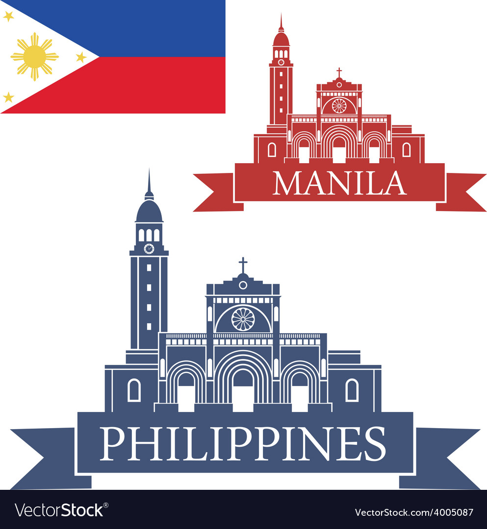 Philippines vector | Price: 1 Credit (USD $1)