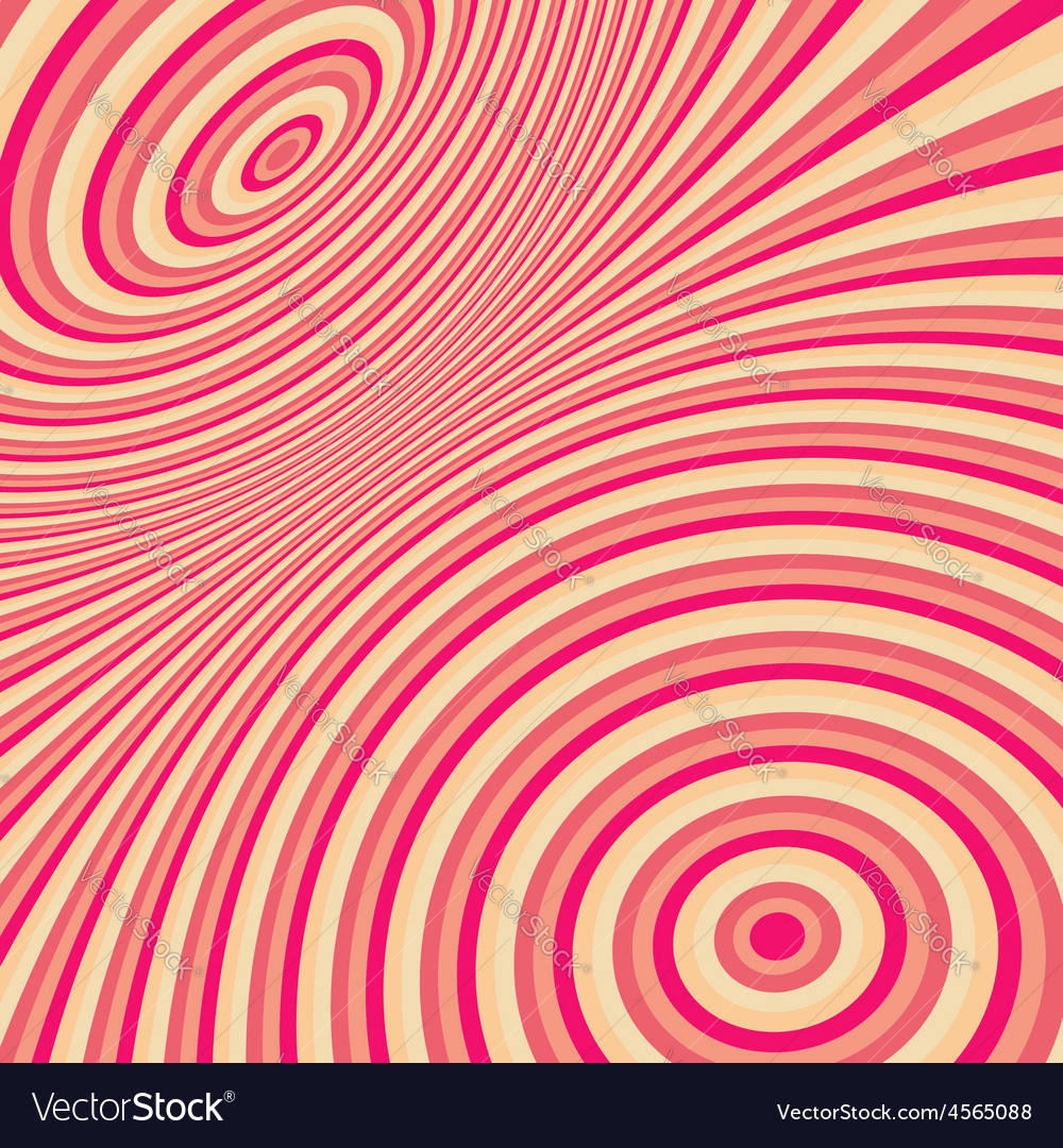 Abstract swirl background pattern with optical vector | Price: 1 Credit (USD $1)