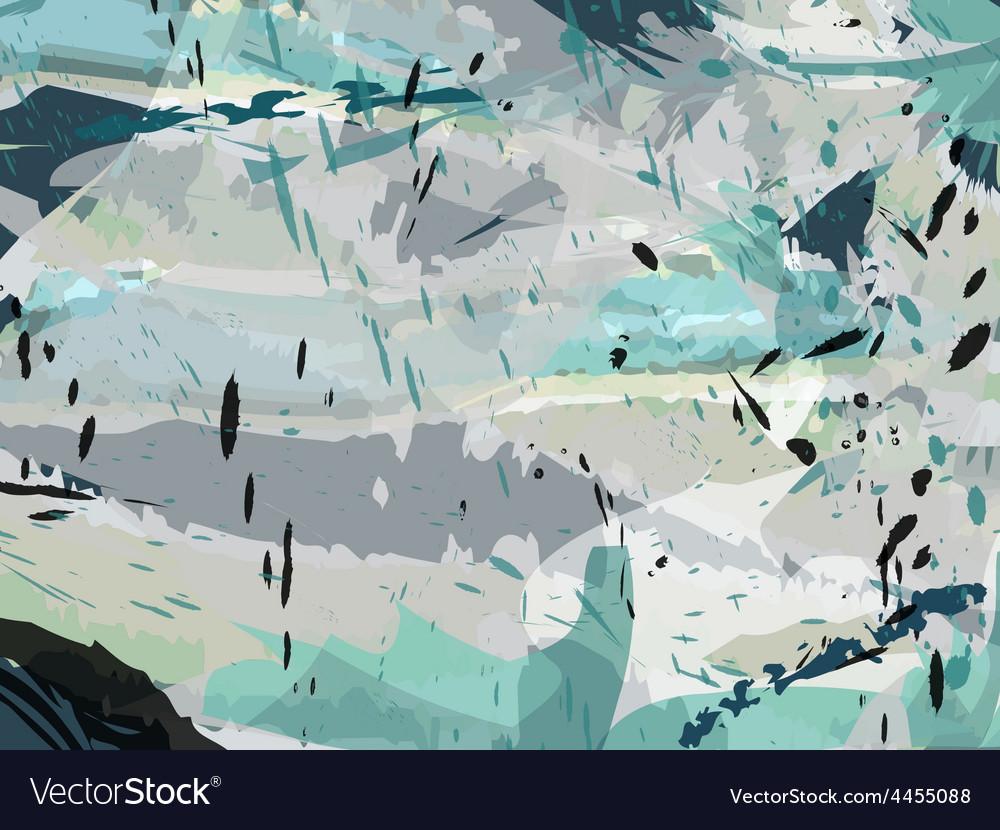 Grungy grey ink tones background vector | Price: 1 Credit (USD $1)