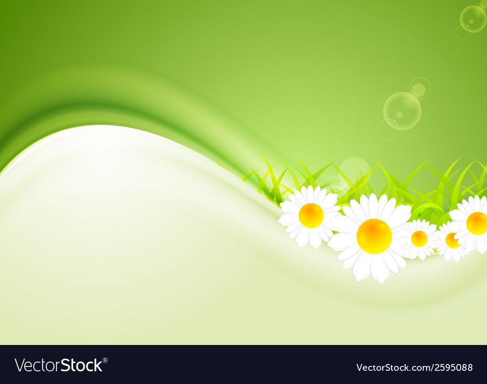 Modern bright summer background vector   Price: 1 Credit (USD $1)