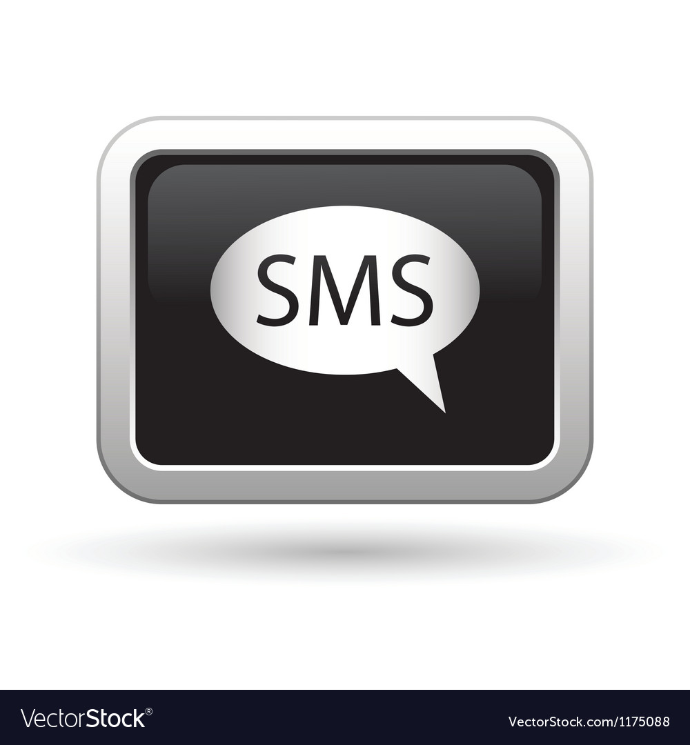 Sms icon vector   Price: 1 Credit (USD $1)