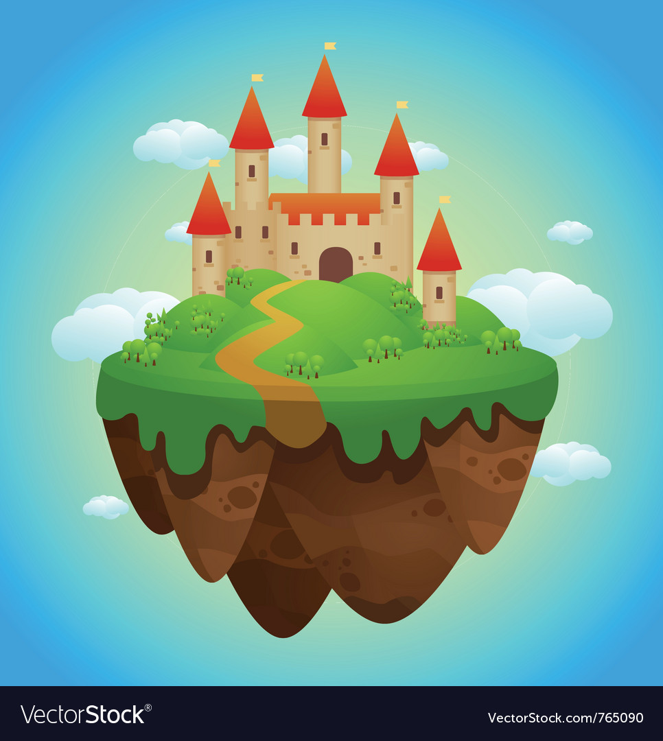 Castle vector | Price: 3 Credit (USD $3)