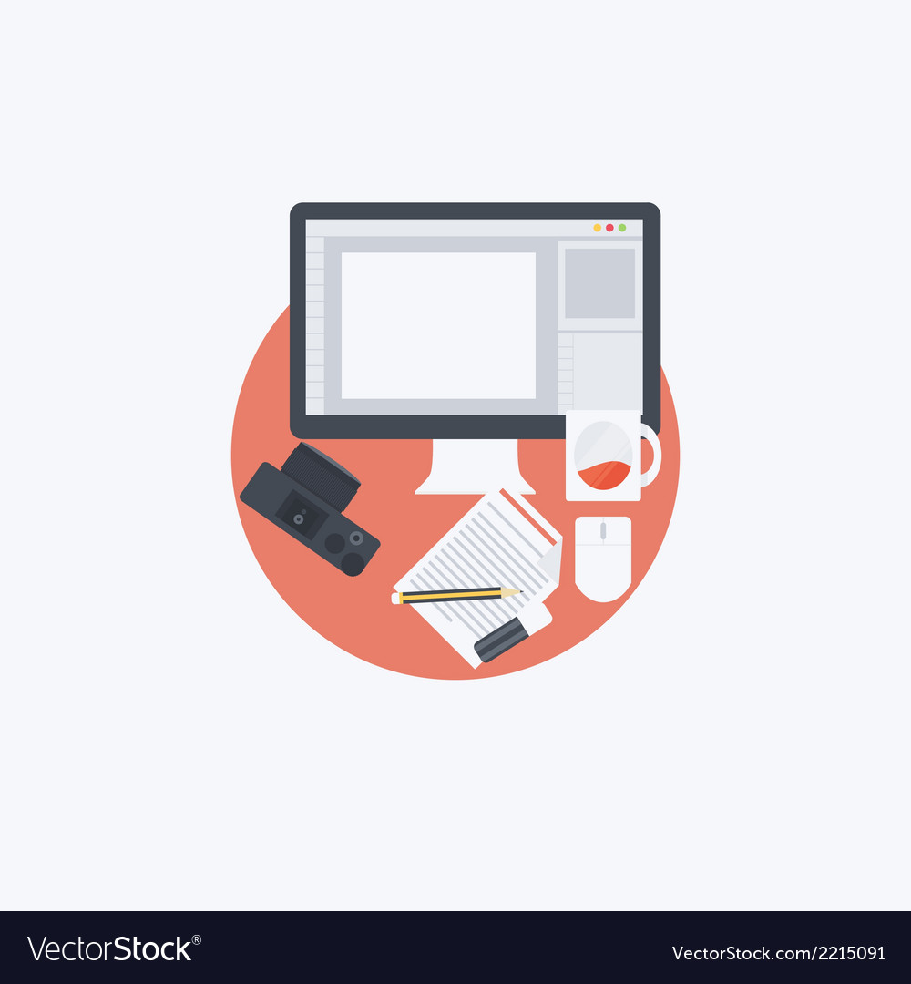 Flat designer vector | Price: 1 Credit (USD $1)