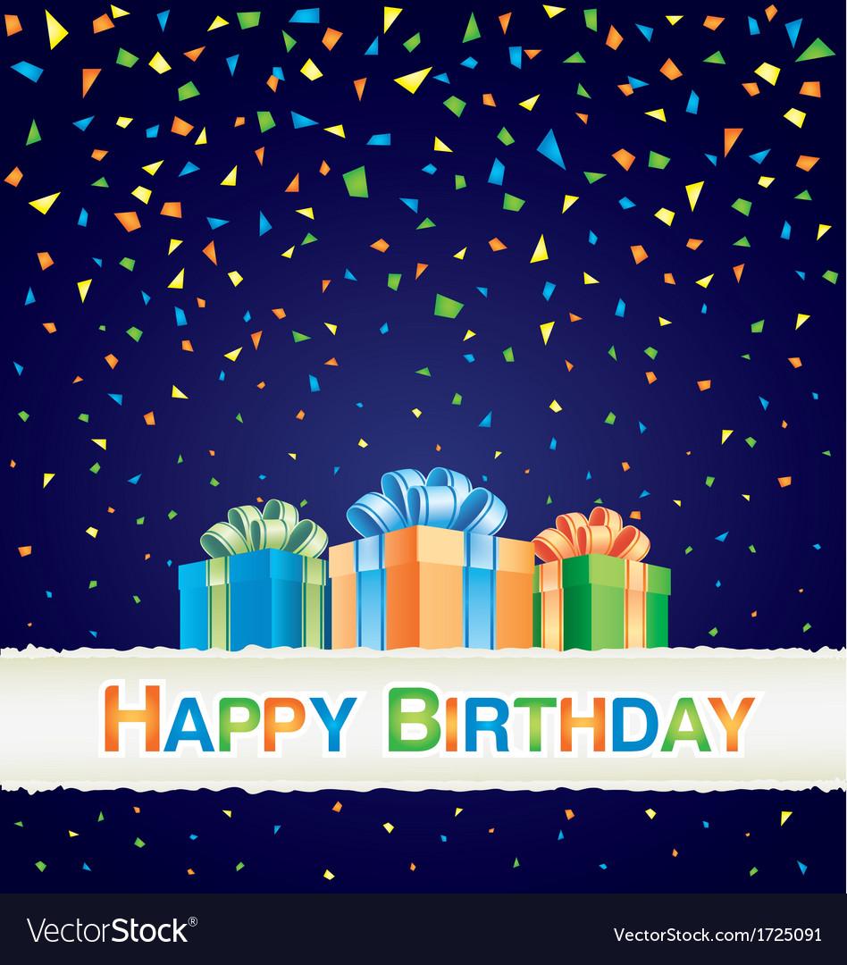 Happy-birthday vector | Price: 1 Credit (USD $1)