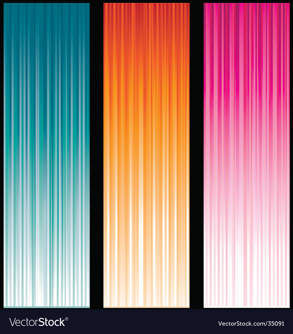 Light banners vector | Price: 1 Credit (USD $1)
