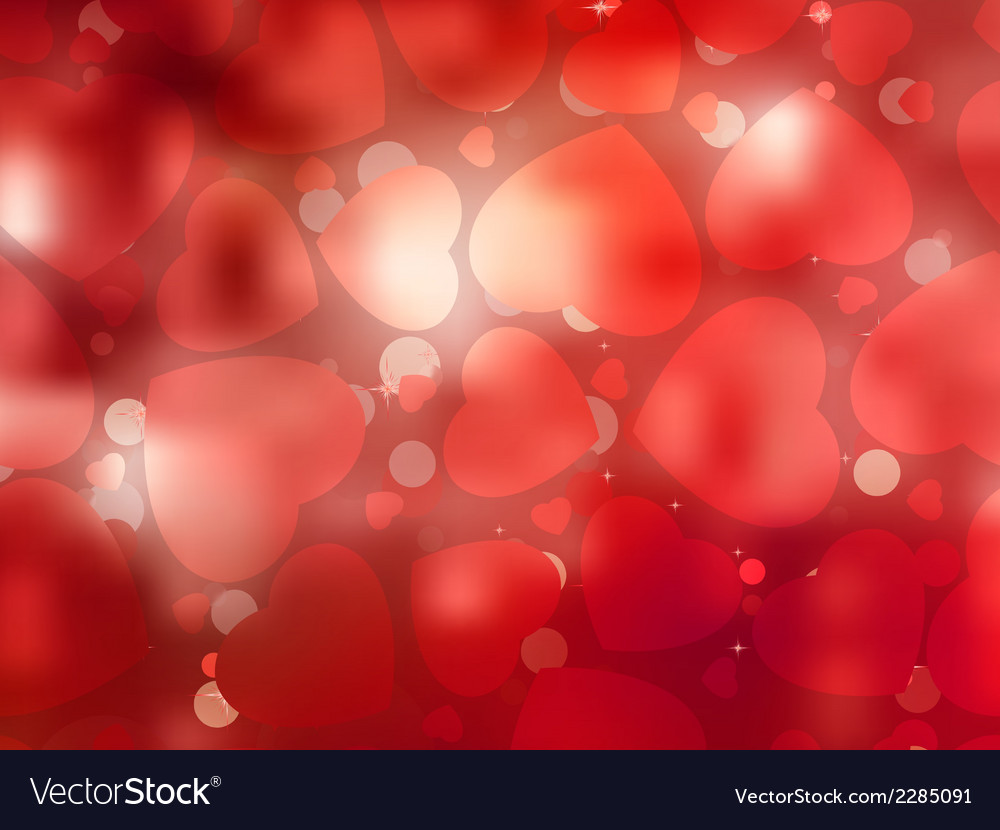 Valentine card with copy space eps 8 vector | Price: 1 Credit (USD $1)